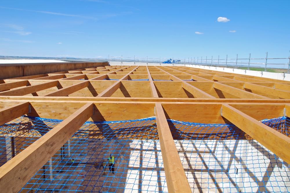Trc estructuras de madera - Estructuras de madera laminada ...