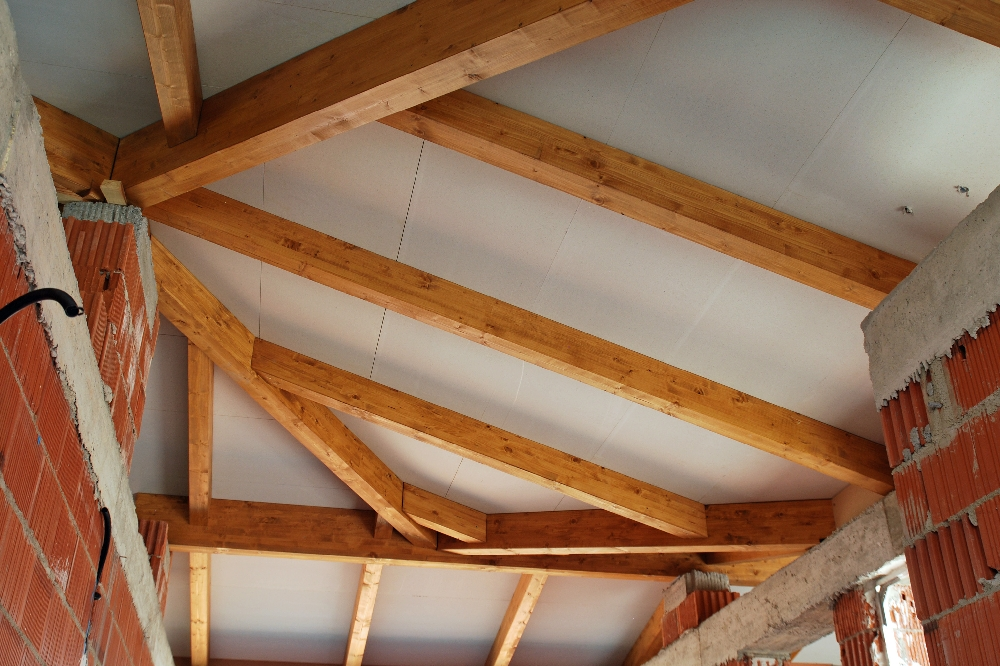 Estructuras de madera awesome estructuras de madera with - Estructuras de madera para techos ...