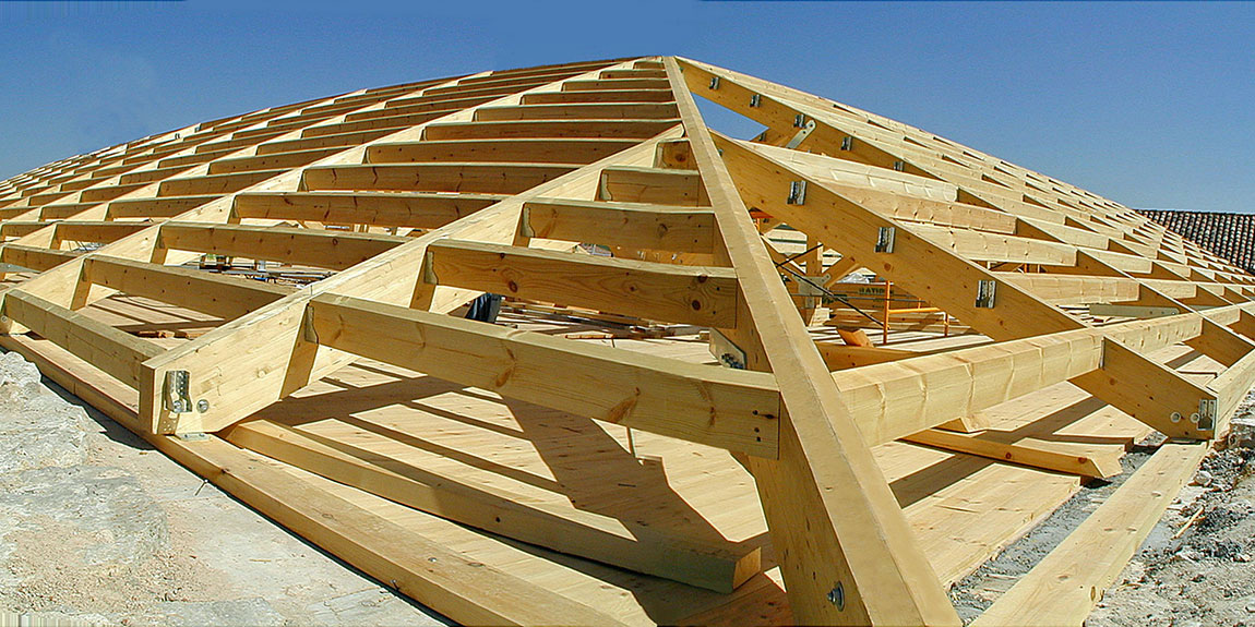 Aviso legal trc estructuras de madera - Estructura tejado madera ...